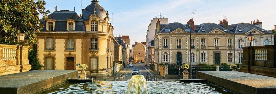 la capitale bretonne