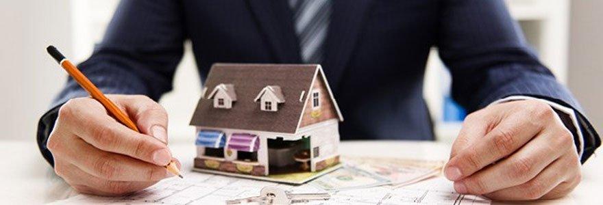 Métier de rentier immobilier